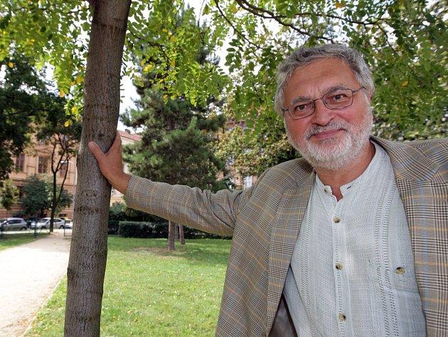 Historik Jiří Pernes.