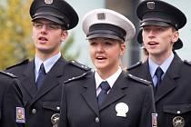 Řady jihomoravské policie rozšířilo 56 policistů, kteří po složení slavnostního slibu vstoupili do služebního poměru.  U příležitosti připomenutí 25 let fungování novodobé policie ředitelství také ocenilo tři nejlepší policisty za jejich službu.