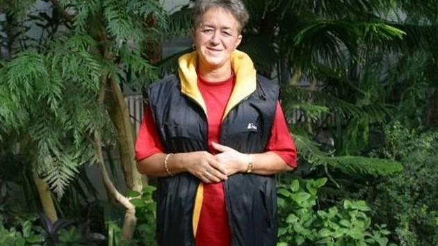 Práce v botanické zahradě byla pro Marii Tupou životním snem.
