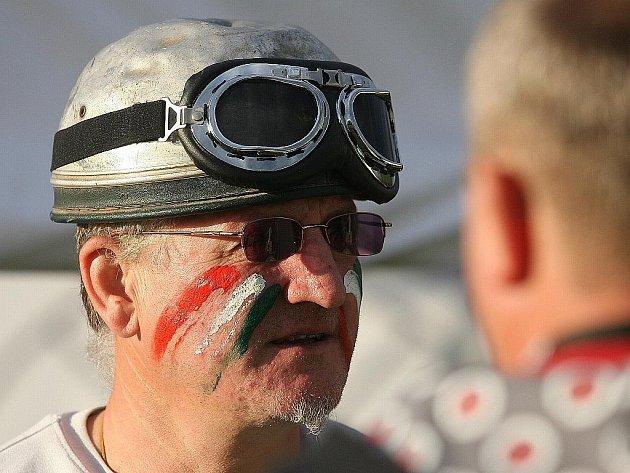 Kemp u brněnské Grand Prix.