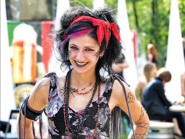 Čarodějáles odstartoval festivalovou sezonu na jihu Moravy