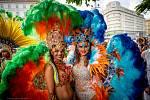 Rytmy Brasil Festu roztančily o uplynulém víkendu ulice Brna. Autorem fotografií je Matúš Šafránka.