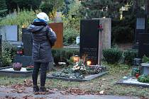 Ústřední hřbitov. Ilustrační foto.