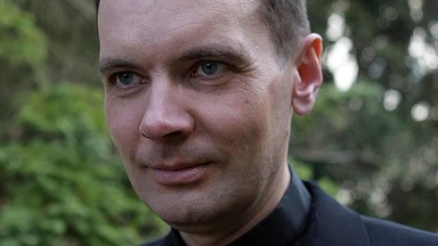 Farář Vlastimil Protivínský