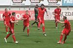 Příbram doma prohrála se Zbrojovkou Brno 2:3.