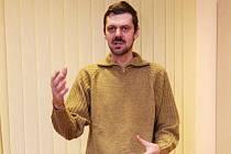 Jiří Slezák je jedním z těch, kteří v roce 1989 vedli studentskou revoluci v Brně.