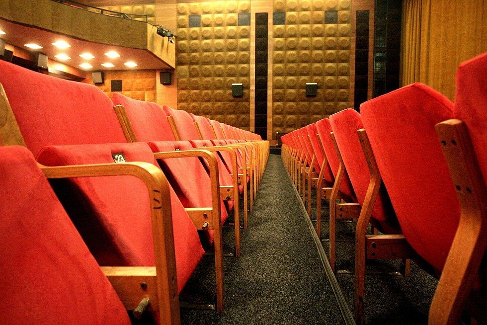 Brněnské kino Scala se v roce 2013 po téměř dvouleté přestávce opět otevřelo lidem.