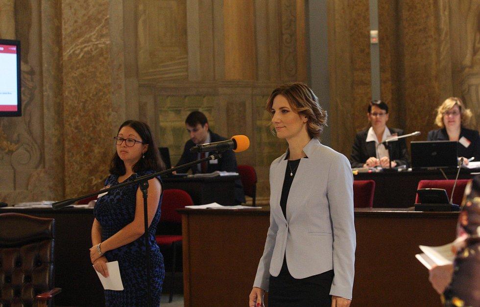 Markéta Vaňková (ODS) se stane novou primátorkou města Brna.