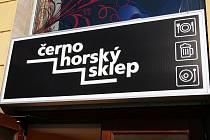 Restaurace Černohorský sklep v Brně.
