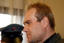 Milan Novotný, odešel od soudu s trestem ve výši necelých třináct let