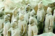 Terakotová armáda.