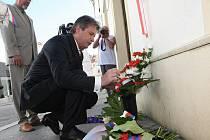Brňané si připomněli oběti srpna 1969.