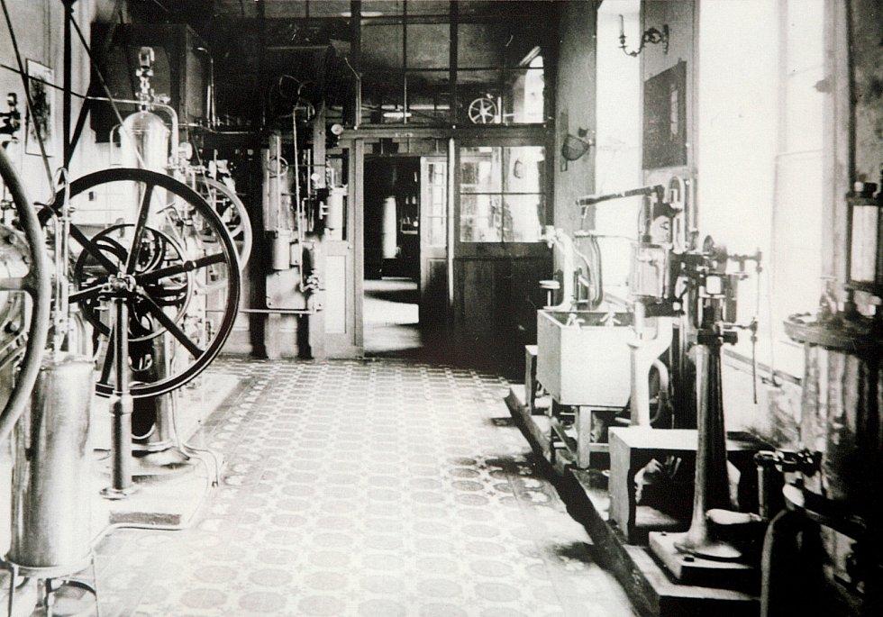 Výstava v brněnském Technickém muzeu.