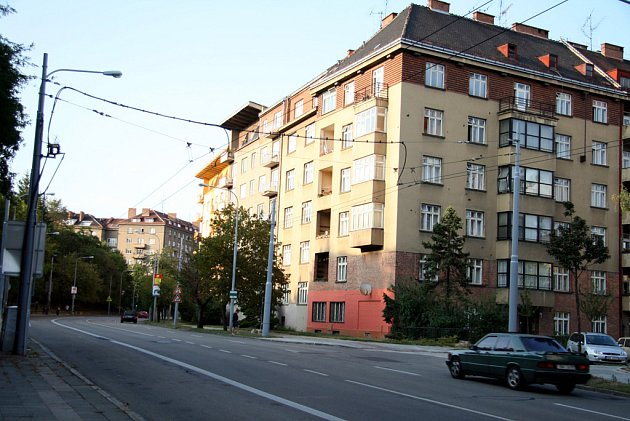 Místo kopce je teď část malého městského okruhu.