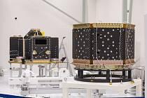 V laboratořích brněnské firmy SAB Aerospace vědci sestavili část vesmírné rakety Vega.