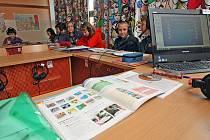 Škola získala pět a půl milionu korun z evropských fondů na modernizaci výuky angličtiny.