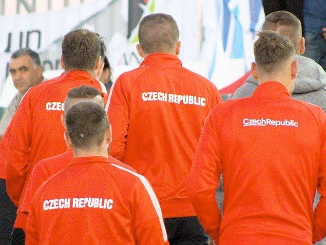 V osmifinále mistrovství světa se česká reprezentace v malém fotbalu utká ve čtvrtek od deseti hodin večer s Brazílií.