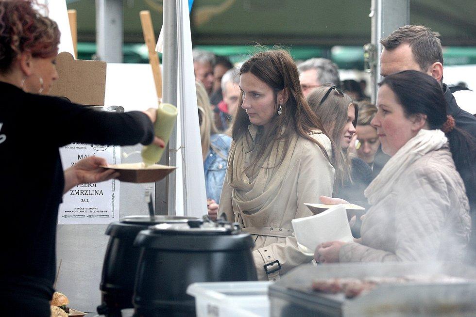 Slavnosti chřestu v Ivančicích.