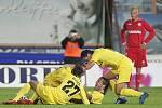 Karol Kisel AC Sparta Praha dal první gól.