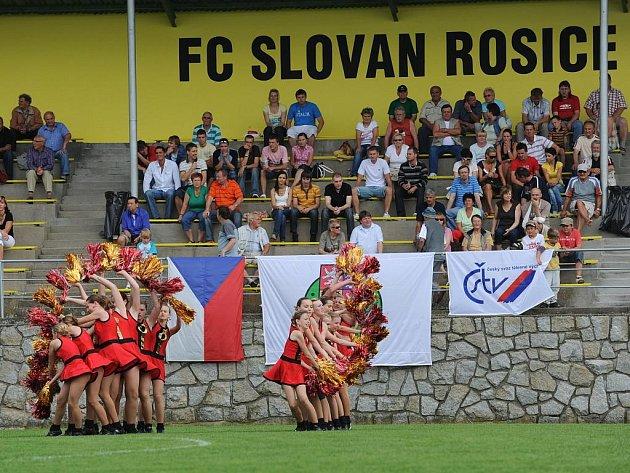 FC Slovan Rosice. Ilustrační foto.