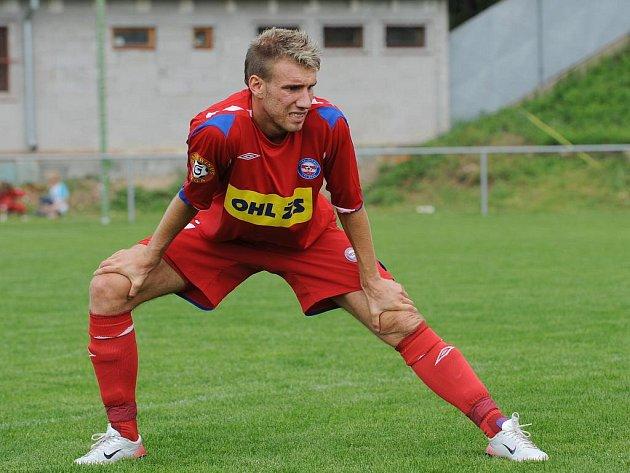 Róbert Szegedi - 1. FC Brno.