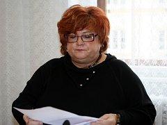 Marcela Komárková.