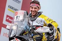 Motocyklistu Jana Brabce čeká druhá účast na Rallye Dakar.