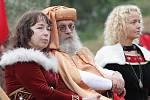 Na rosickém kolbišti proběhlo rytířské klání o šátek princezny.