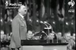Hitler zjistil, že se zase změnila otevírací doba obchodů vyhrazená pro důchodce.