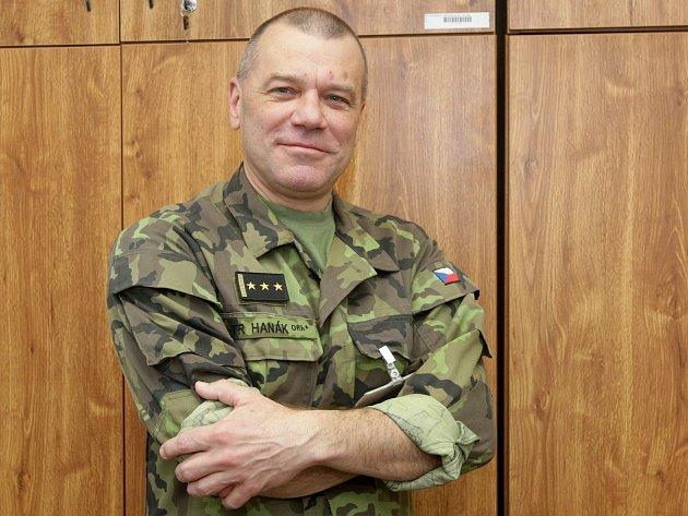 Ředitel Centra tělesné výchovy a sportu brněnské Univerzity obrany, které Winter Survival organizačně zastřešuje, Petr Hanák.