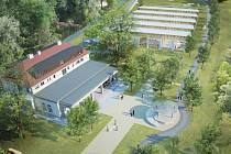 Brno plánuje v příštích letech upravit areál sousedící s koupalištěm Riviéra v Pisárkách. Vznikne tam například dopravní hřiště nebo dráha pro bruslaře.