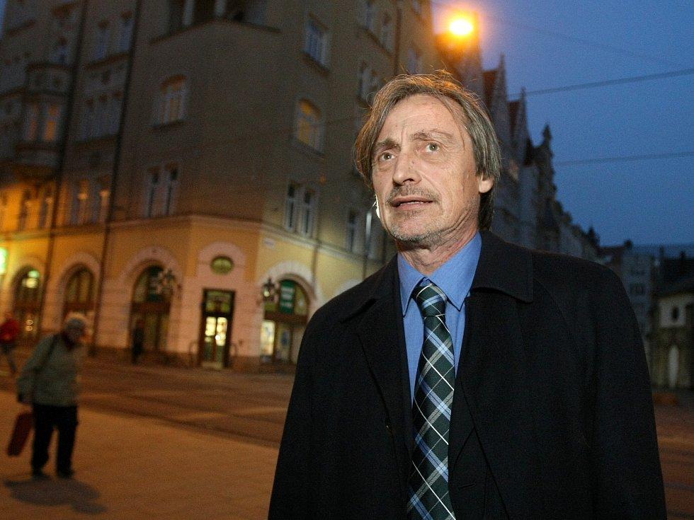 Odvoleno už má i jihomoravský lídr ANO 2011 Martin Stropnický.