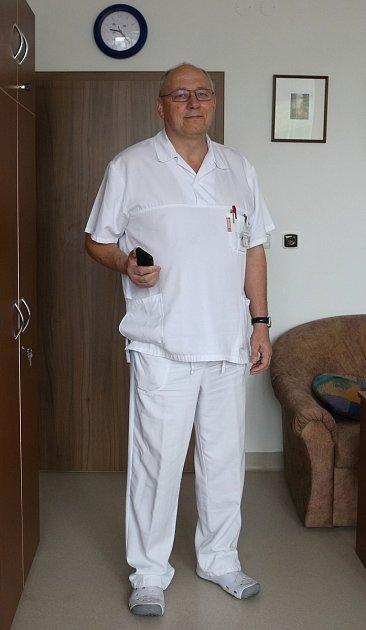 Brněnský kardiolog Jiří Vítovec.