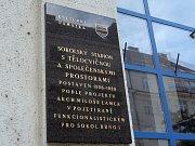 Sokolovna v brněnské Kounicově ulici. Ilustrační foto.
