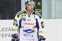 Hokejový obránce Richard Stehlík.
