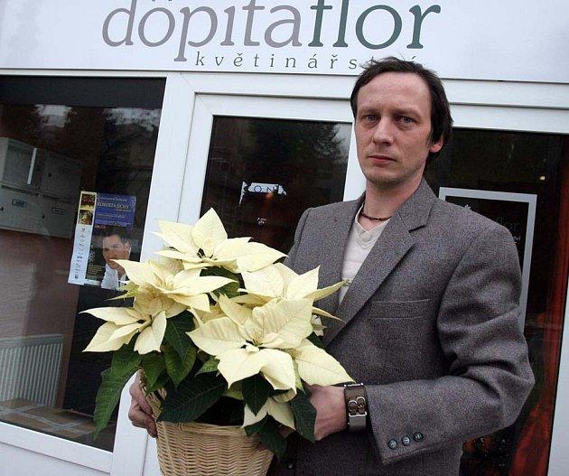 Florista Milan Dopita