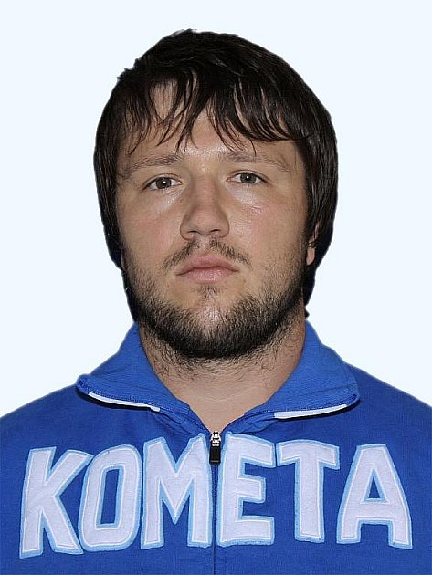 Hokejista Komety Brno Radim Bičánek.