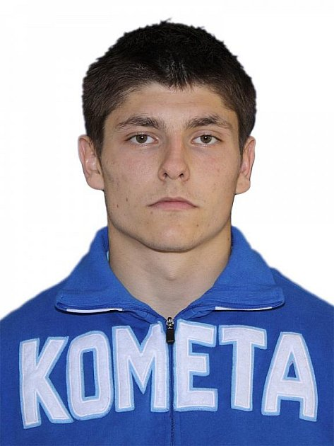 Hokejista Komety Brno Michal Kempný.