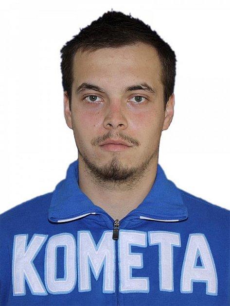 Hokejista Komety Brno Jaroslav Koma.