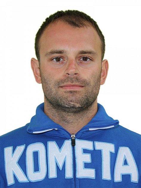 Bývalý hokejista Komety Brno Marek Vorel.