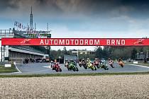 Jarní cena Brna otevřela závodní sezonu na Masarykově okruhu.