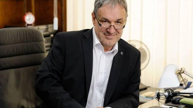 Jaromír Ostrý, ředitel Českého rozhlasu Brno a Zlín, kandidát do senátu v roce 2018.