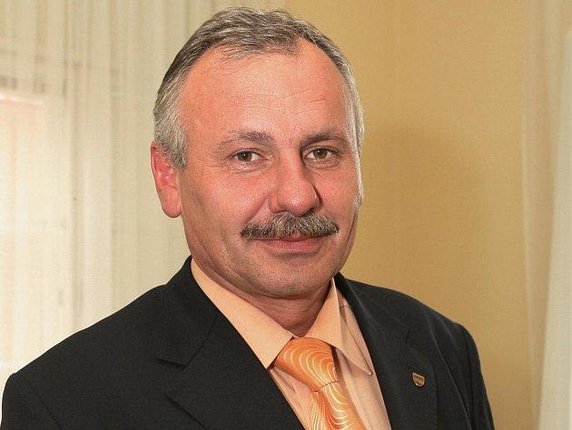 Náměstek brněnského primátora Ladislav Macek.