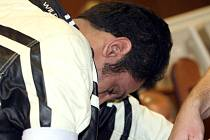 Mohamad Fahed u soudu.