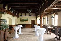 Navázat na slávu hradní restaurace v osmdesátých letech, kdy byl podnik na Špilberku jedním z nejvyhlášenějších v Brně. Takový byl cíl při rekonstrukci prostor za branami hradu.