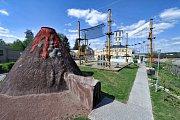 Zábavní park Permonium v Oslavanech