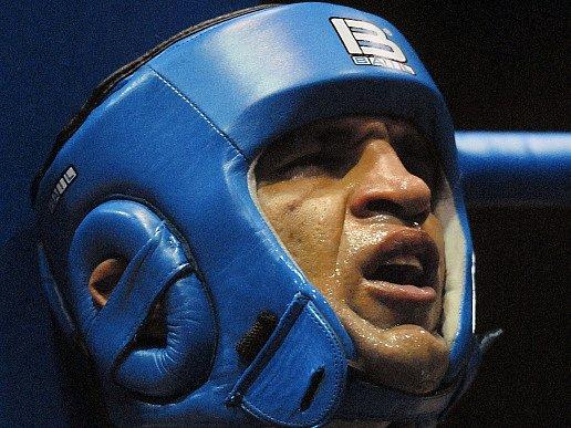 Boxer Ludevít Plachetka