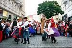 Svátek svatého Martina v Brně.