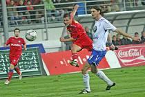 René Wagner se proti Mladé Boleslavi neprosadil. Brňané prohráli 0:3.