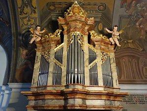 1. místo v kategorii díla výtvarného umění: Opravené varhany v loretánské kapli při minoritském klášteře sv. Janů v Brně.